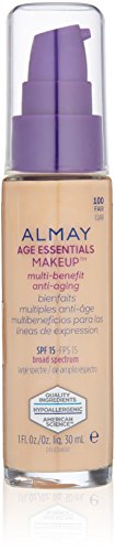 Almay Moisturizing Moisturizer (Almay Age Essentials Makeup, Fair)