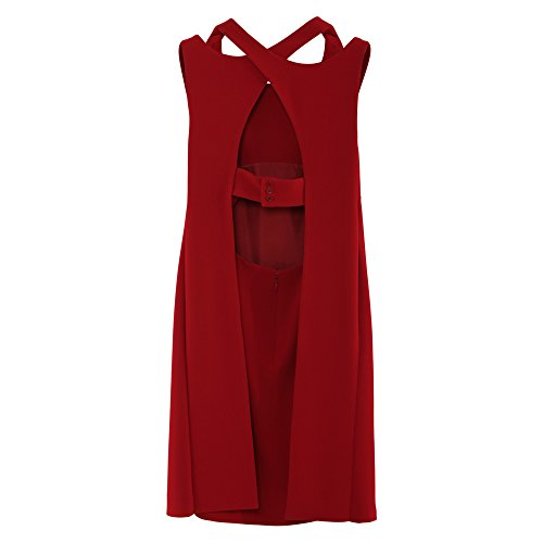 Rot 290710293 Kleid Aspesi Acetat Damen qOFwFC0