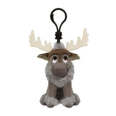 Ty Disney Frozen Sven - Reindeer Clip: Toys & Games