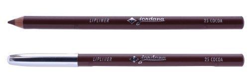 "Jordana 5-1/2"" Lipliner Pencil 25 Cocoa"