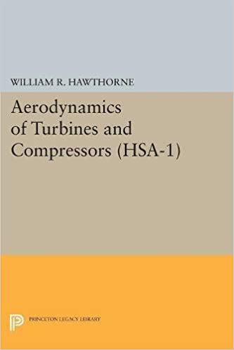 Aerodynamics of Turbines and Compressors. (HSA-1), Volume 1 (High Speed Aerodynamics and Jet Propulsion)