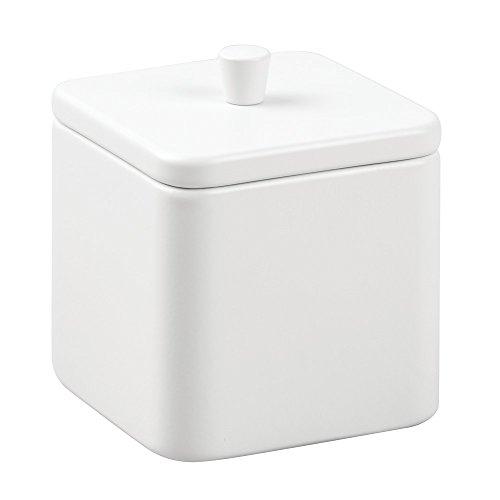 InterDesign Bathroom Vanity Canister Cosmetic