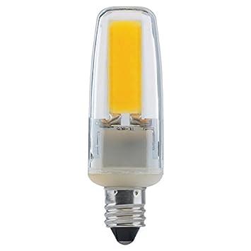 Satco 4w E11 LED 120v 5000K Natural Light Lamps