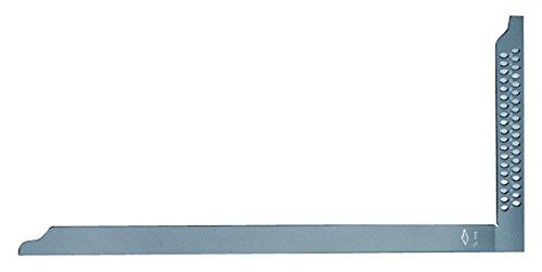 Zimmermannswinkel m.Skalierung , Schenkellänge : 1000 x 380 mm, Breite geöffnet : 55 mm