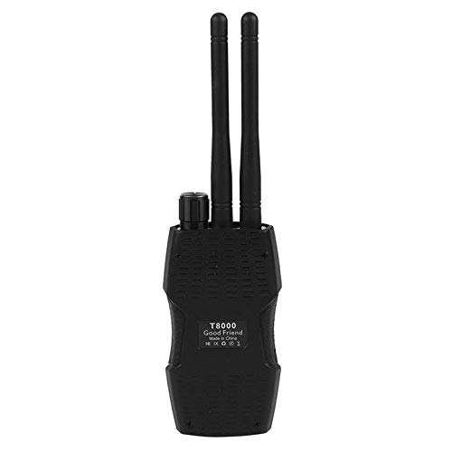 Anti-spy Wireless RF Signal Detector, Signal for Hidden Camera Laser Lens  GSM Listening Device Finder Radar Radio Scanner CDMA Wireless Signal Alarm