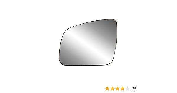 Mercedes C Class S205 Estate 8//2014-/> Wing Mirror Glass Heated Passenger Side LH