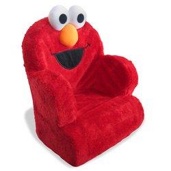 Elmo Giggle and Shake Chair (Shake Elmo)