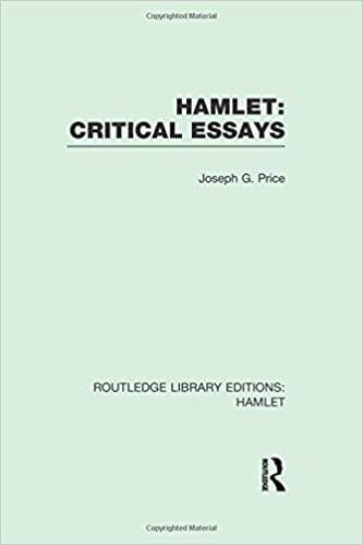 com hamlet critical essays routledge library editions  hamlet critical essays routledge library editions hamlet 1st edition