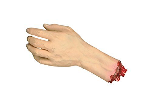 Seasons Realistic Severed Hand Prop, Standard ()