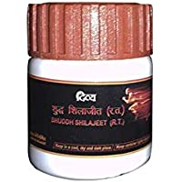 Patanjali' Divya Shilajeet Sat- 20 g (Pack of 2)