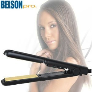 Belson Pro Ceramic (Belson Pro 7/8 Inch Professional Flat Iron by Belson)