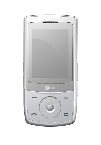 LG KE500 Unlocked Tri-Band GSM Cell Phone - (Black Triband Unlocked Phone)