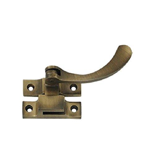 Deltana CF450U5 4.5-Inch Reversible Casement Fastener Window Lock