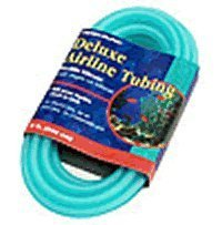 Penn Plax Deluxe Silicone Flexible Airline Tubing for Aquariums, 3/16-Inch, 20 Feet