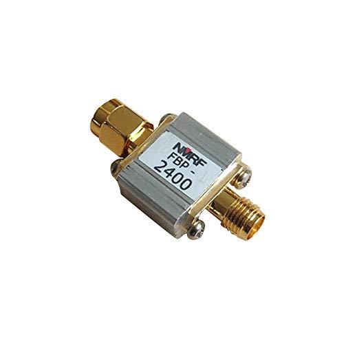 ACAMPTAR 2.4G 2450Mhz Filtro de Paso de Banda, WiFi, Zigbee Anti-Interferencia