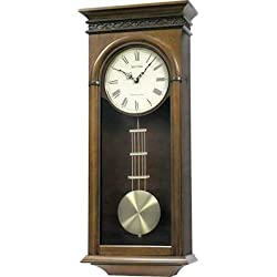 Rhythm Clocks WSM Carlisle Musical - Chiming Wall Clock by
