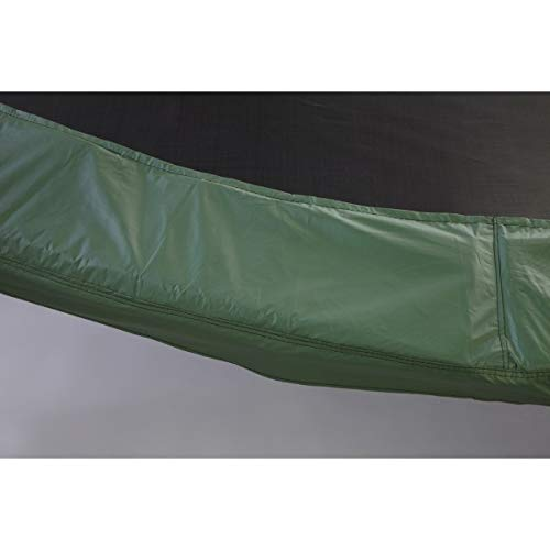 JumpKing 10' Green Safety Pad 9'' Wide by JumpKing (Image #1)