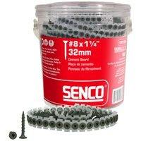 - Screw Cement Brd 8x1-1/4