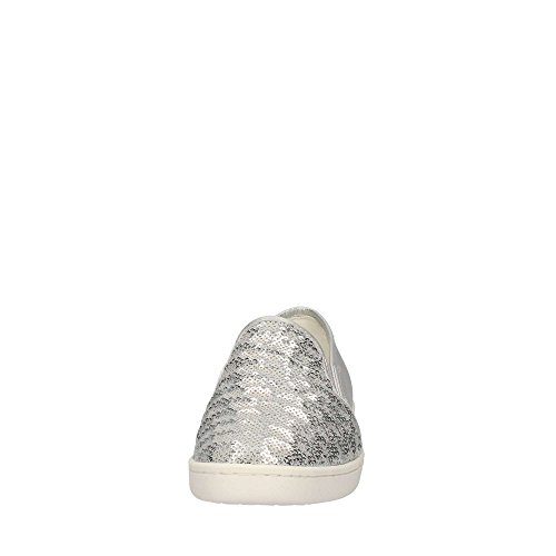 5051 35 Plata Mujer Slip on KEYS CndfPaP