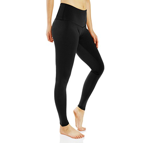 EIAY Shop Leggings For Women – High Waisted Tummy Control Yoga Leggings Athletic Pants Non (Flatter Fit Tummy Control Pants)