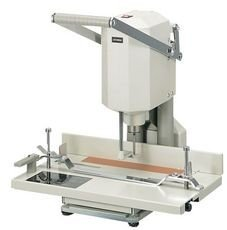 MBM 55 Single Spindle Tabletop Paper Drill ()