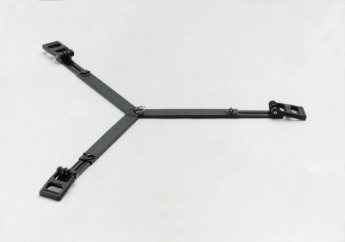 Sachtler Spreader SP 100/150, Heavy Duty On-Ground Spreader for Tripods with a 100mm or 150mm Bowl. by Sachtler