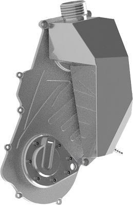 Skinz Protective Gear ACOTD105 Lightweight Chaincase Cover and Oil Tank by Skinz Protective Gear