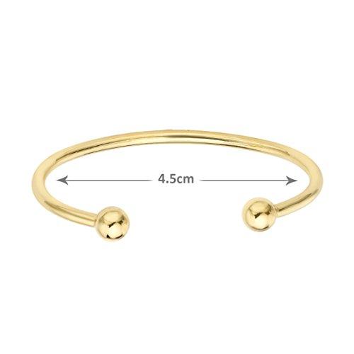 Carissima Gold - Bracelet - Enfant - Or jaune (9 cts) 2.55 Gr
