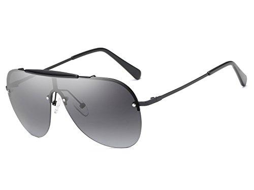 Bevi Polarized Cat Eye Metal Sunglasses - As Tv Aviator Sunglasses On Hd Seen