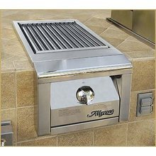 Alfresco Infrared 27,500 Btu Sear Zone Pod For Cart Or BuiltIn Grills, Natural Gas Alfresco Infrared Grill