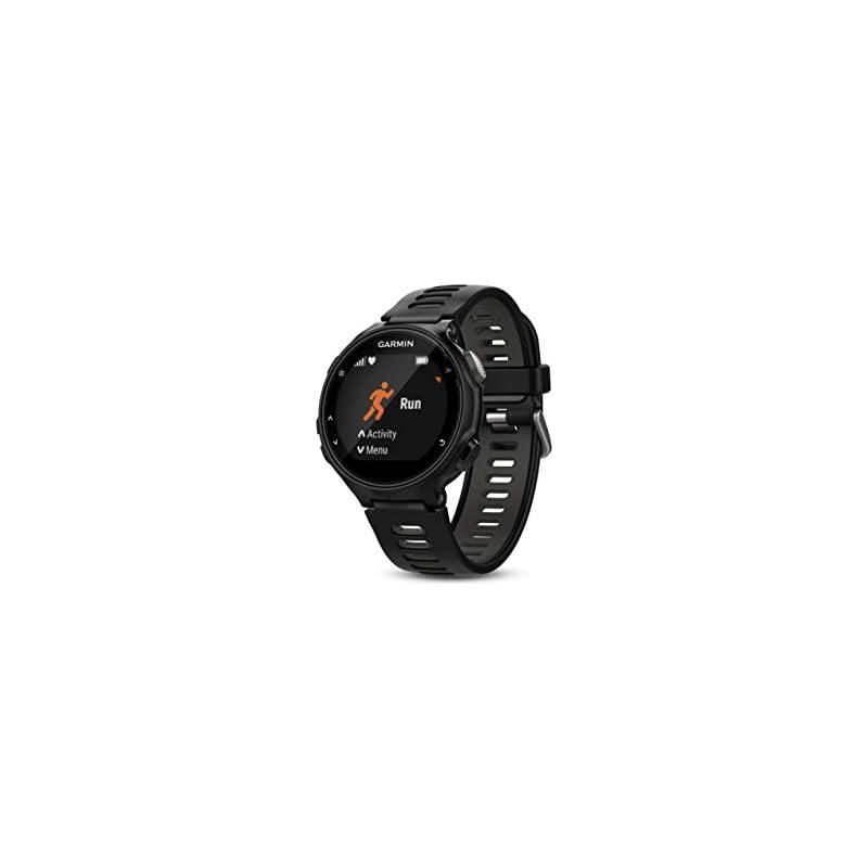 Garmin 010-N1614-00 Forerunner 735XT - black/Gray (Certified Refurbished)