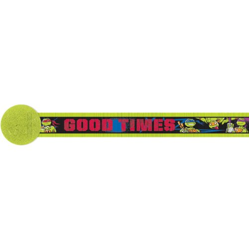 Teenage Mutant Ninja Turtles Crepe Paper Streamer Roll