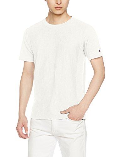 変形強制的アーサーコナンドイル(チャンピオン) Champion リバースウィーブプレミアムジャージーTシャツ C3-F302[メンズ]