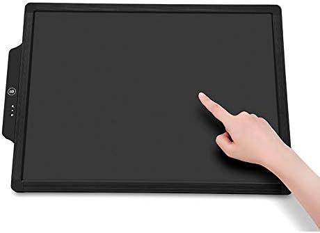 LKJASDHL 20インチ液晶タブレット子供の落書き絵画大型ホワイトボードペン書き込みボードオフィス早期教育電子黒板
