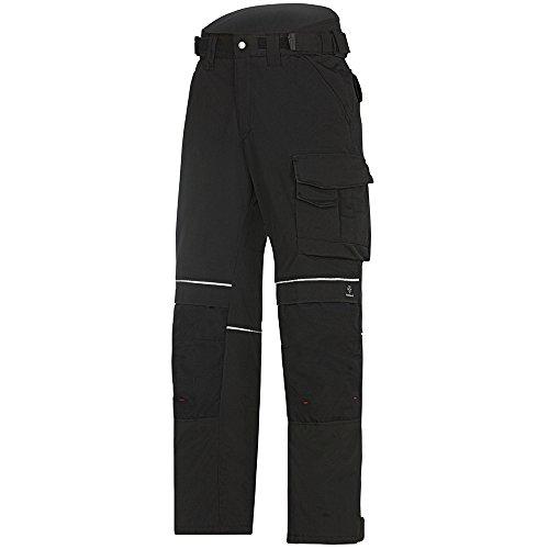Snickers 36190404250 Pantalon d'Hiver Power Taille 250 Noir