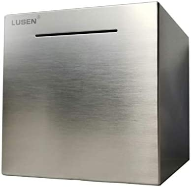 LUSEN Piggy Stainless Savings Cannot product image
