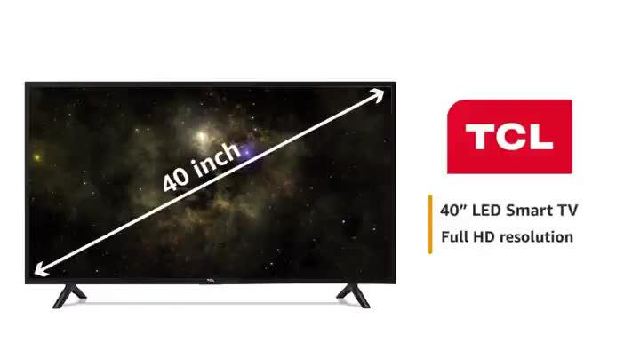 TCL 40 inch Smart TV Full HD LED Smart TV