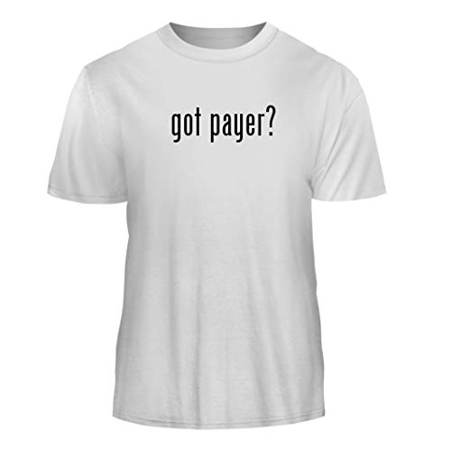 (Tracy Gifts got Payer? - Nice Men's Short Sleeve T-Shirt, White, XXX-Large)