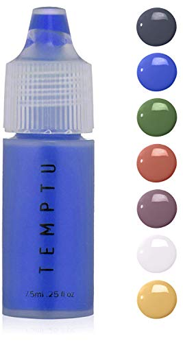 Temptu Blue Adjuster 034,  0.25 Fl Oz