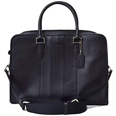 88e692c4f69f Amazon | コーチ ビジネスバッグ メンズ COACH ブリーフケース ブラック F72309 BLK [並行輸入品] | COACH(コーチ)  | クラッチ・セカンドバッグ