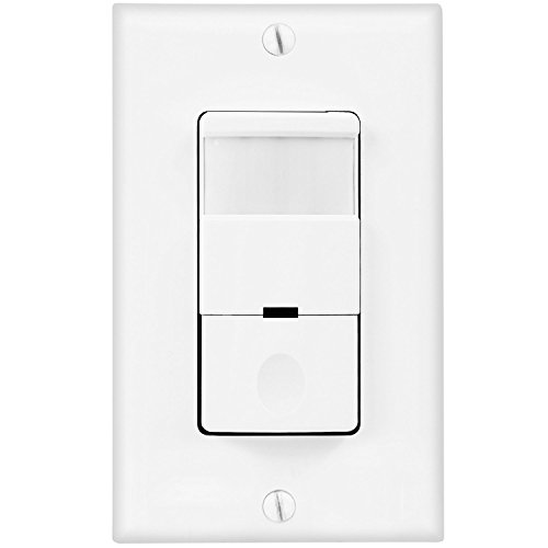 Timer Switch Bathroom Fan: TOPGREENER Bathroom Fan Timer Switch And Light Sensor