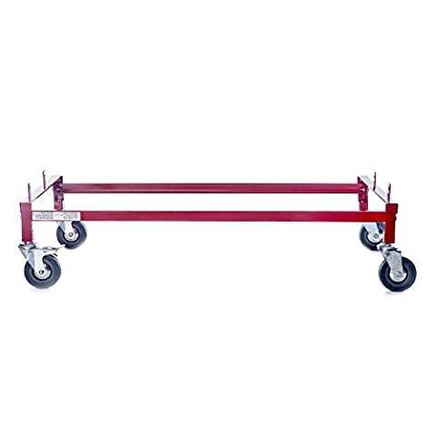 Dream On Me Evacuation Frame, Red, 40