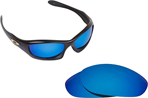 3fa4e3b36cc Best SEEK Replacement Lenses Oakley MONSTER DOG - Polarized Blue ...