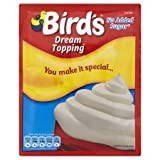 Birds No Added Sugar Dream Topping 33G x 4 Review