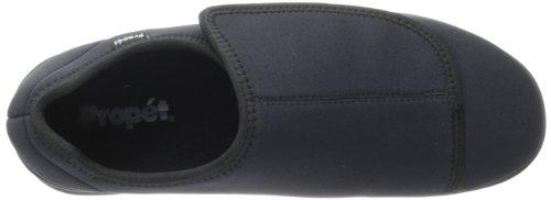 Cush nera Pantofola sintetica Foot Propet N 5v4OqnW48