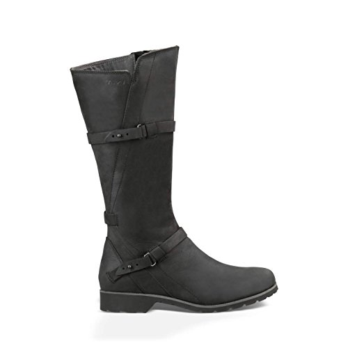Teva Women's De La Vina Boot,Black,7.5 M US by Teva