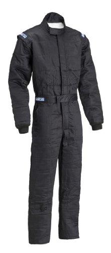 Sparco 001058J5XLNR Suit (Jade 2 XXL Black)
