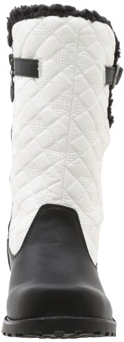 White Boot Black Snow Blizzard Women's Trotters III 1qY0nI