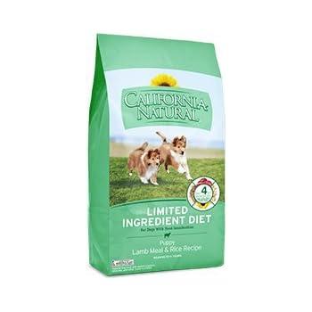 Amazon.com: California Natural Lamb and Rice 30lb Dog Food