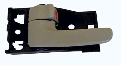DELPA CL4904 > Front Left Inside Interior Door Handle Light Gray Fits: 00 Thru 06 Toyota Tundra Regular & Ext Access - Door Light Handle Inside